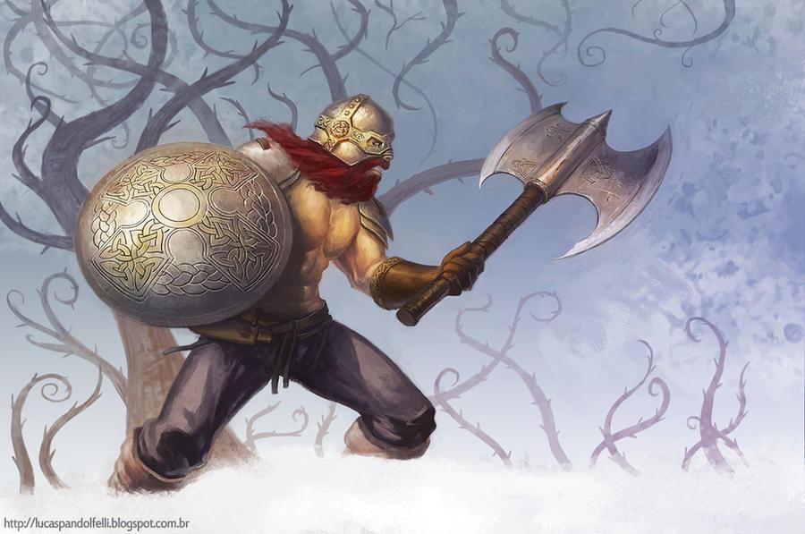 Viking by Luk999