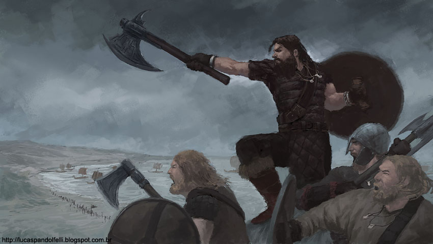 Vikings are coming by Luk999