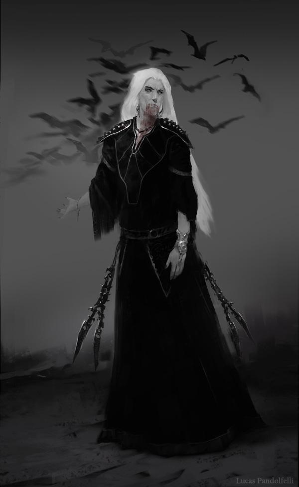Vampire Concept by Luk999