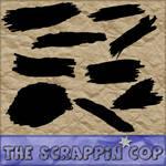 ScrappinCop Paintstroke CSH
