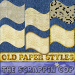 Old Paper Layer Styles