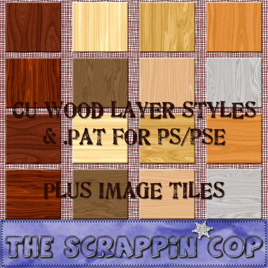 Wood Patterns and .ASL by debh945