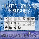 Dynamic Grunge Brushes