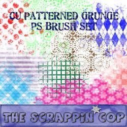 Patterned Grunge Brushes