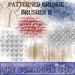 Patterned Grunge Brushes2