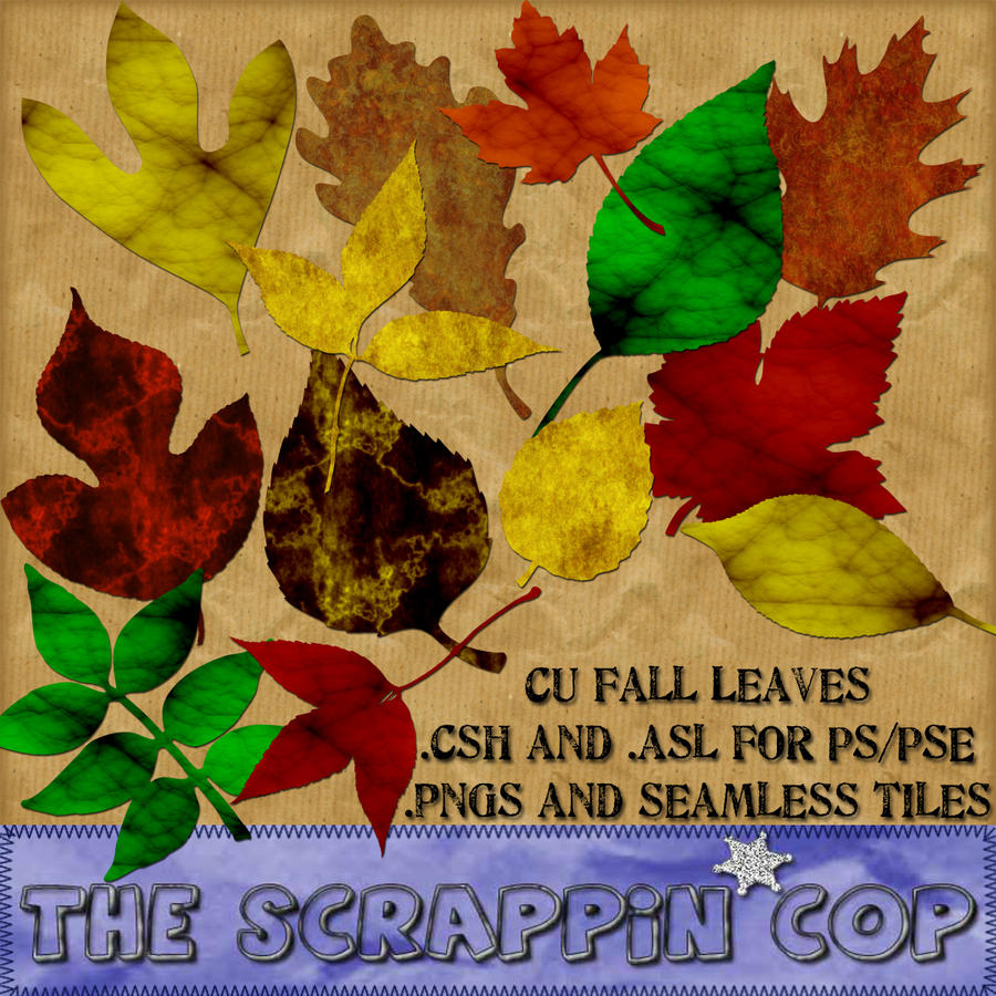 Build your own Fall Leaves by debh945