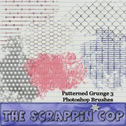 Patterned Grunge Set 3