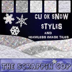 Snow Photoshop Styles