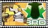 BRD Cosmic Break Stamp by Riokou