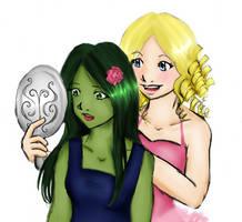 Wicked :: Friends by RadicalEdward13