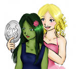 Wicked :: Friends