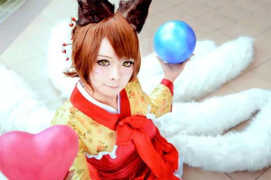 Oriental Ahri - 9 tails Fox