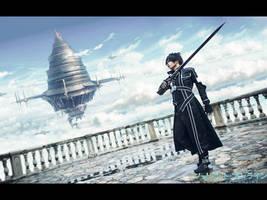 Sword Art Online - Aiming High by Adellexe