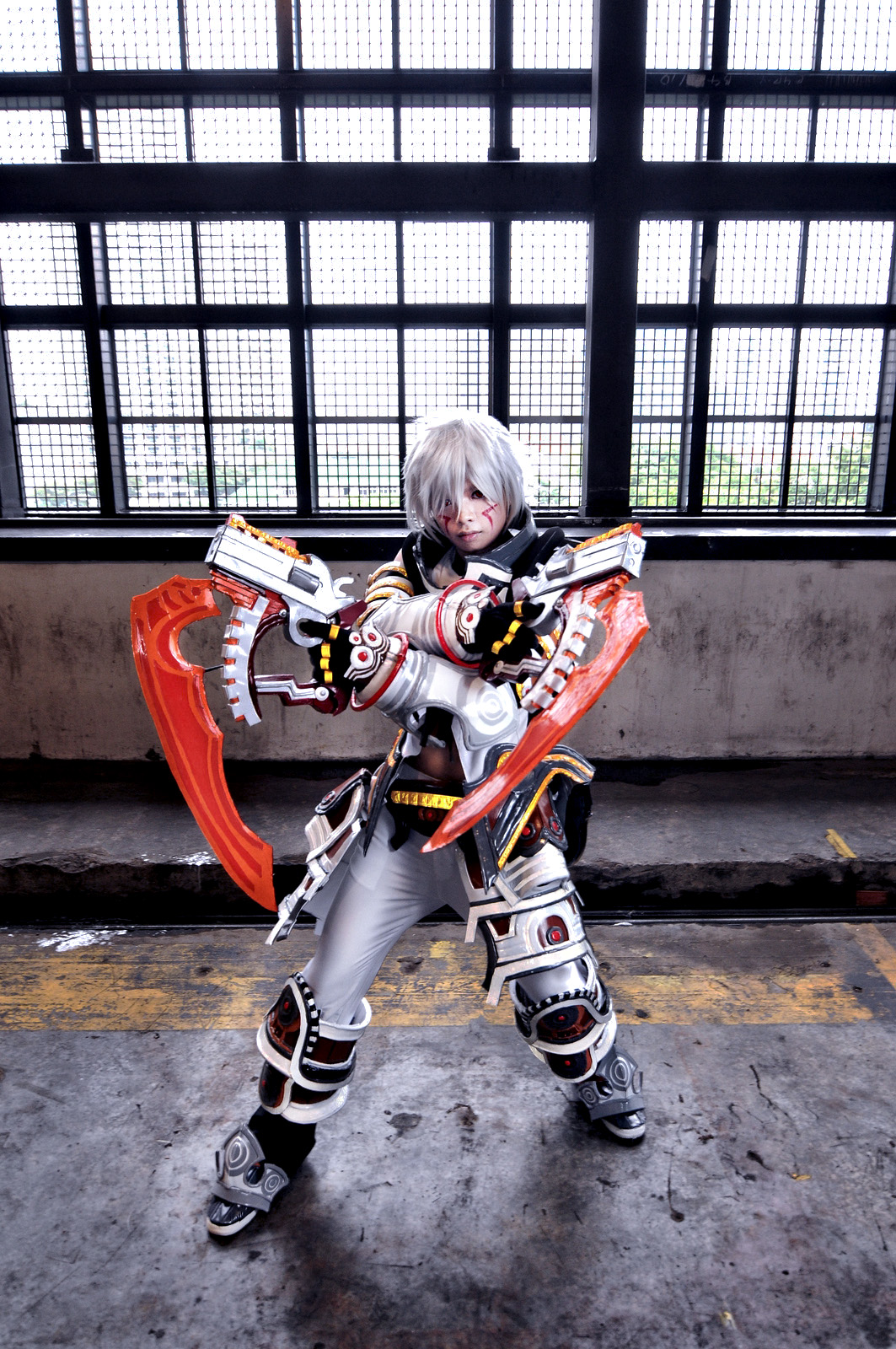 Hack//gu - Haseo the Xth form by Adellexe on DeviantArt
