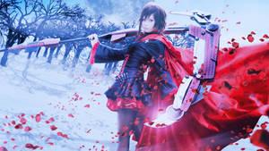 RWBY: The Crimson Reaper