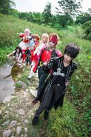 Sword Art Online - Adventuring Time! by Adellexe