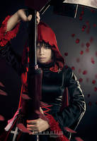 RWBY: The Crimson Reaper 2 by Adellexe