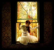 Into The Fall by ZahrahLeona