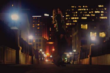 City Lights by ZahrahLeona