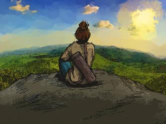 Journey and Acceptation by ZahrahLeona