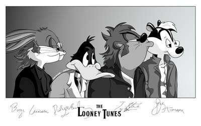 The Looney Tunes by arkangel-zigma