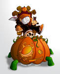 Halloween Jam de Turboman by arkangel-zigma