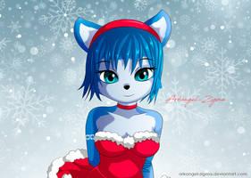 Merry Christmas -Krystal by arkangel-zigma