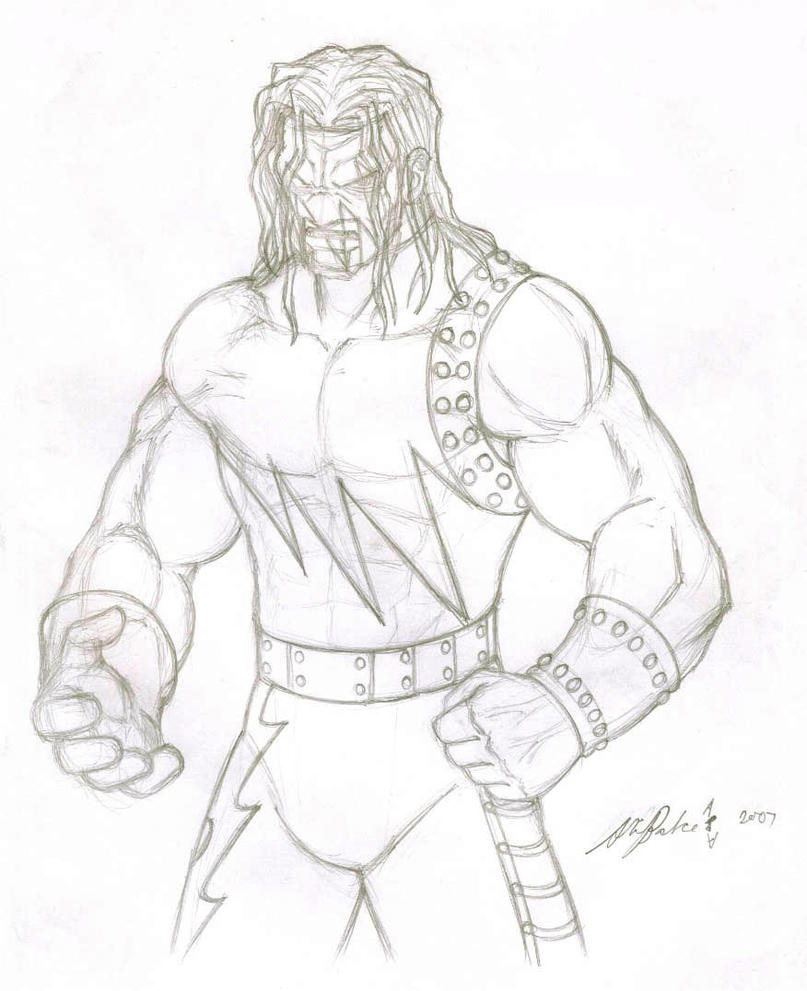 kane coloring pages