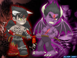 Tekken: Chibi Devils