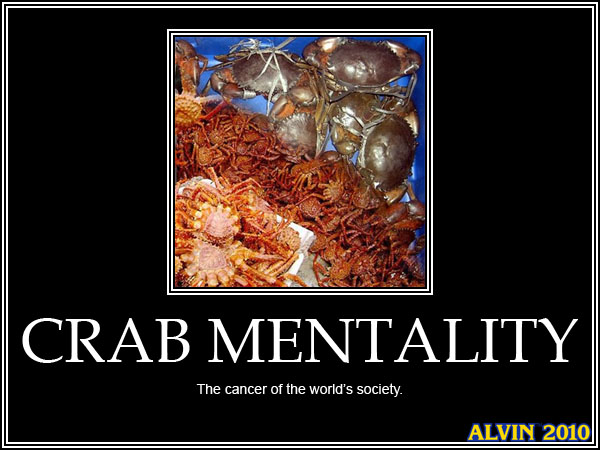 crab mentality filipino heritage Definition of crab mentality in the definitionsnet dictionary meaning of crab mentality what does crab mentality mean information and translations of crab.