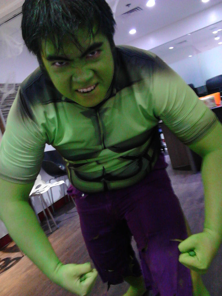 Hulk SMASH by TheALVINtaker