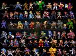Namco X Capcom Wallpaper 2