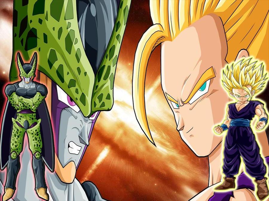 Goku vs teen gohan used approaches