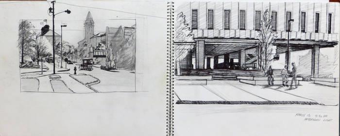 Campus Sketches
