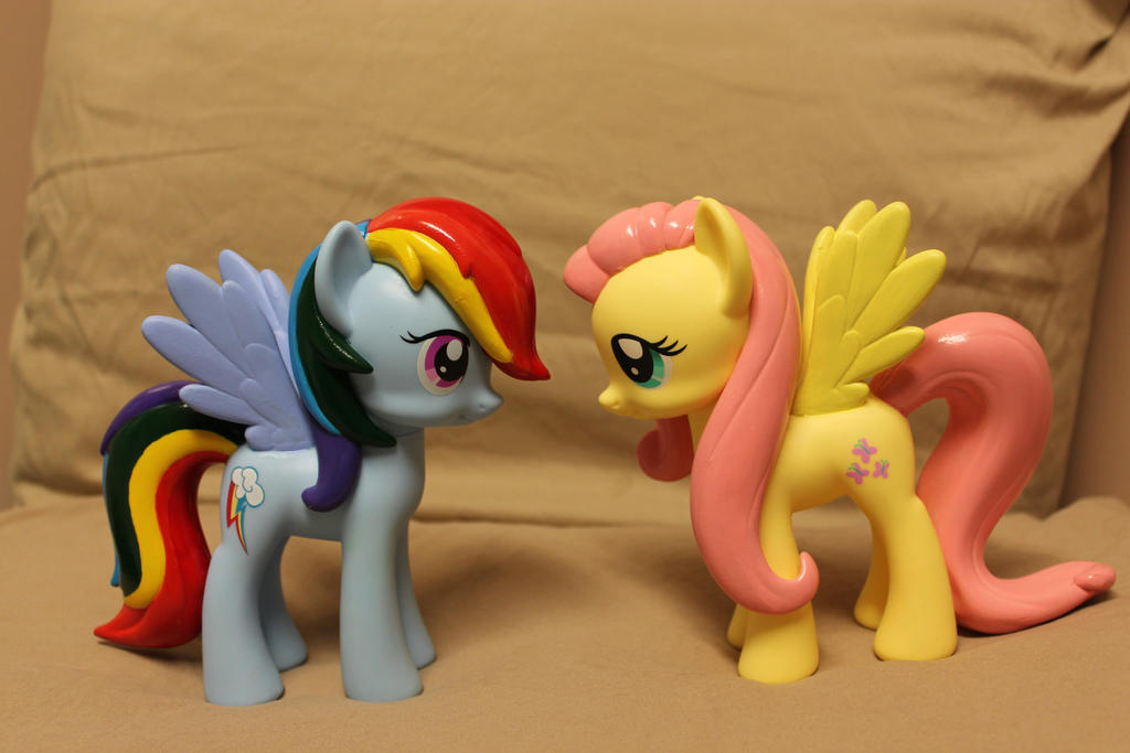 Design-A-Pony(s) painted by DerpyMadness