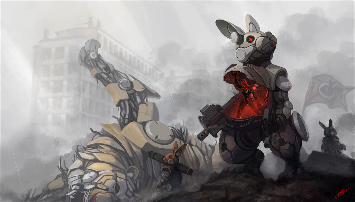 Our Turn by Luches