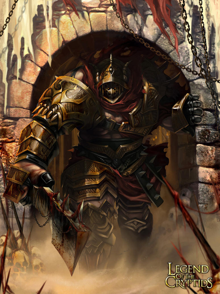 Bloody King of Executioners by Luches