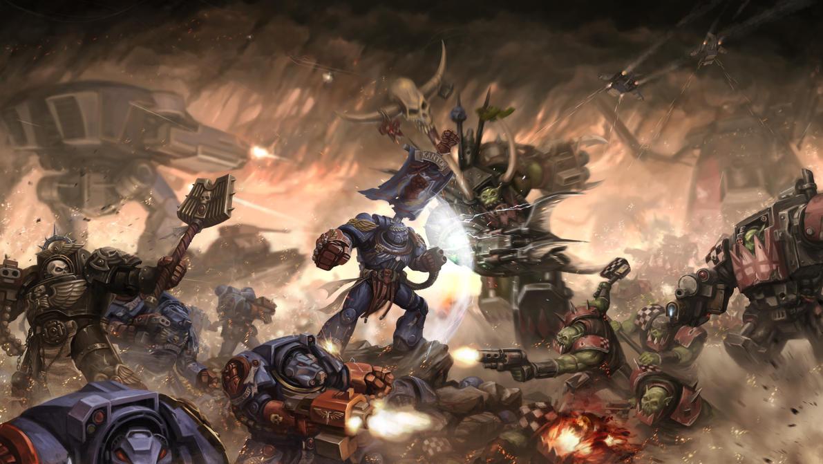 -Eternal War- by Luches