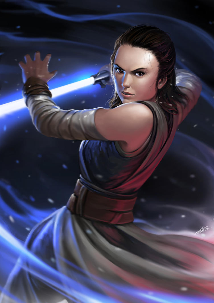 Rey by Luches