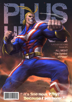 ~All Might~ The Symbol of Peace