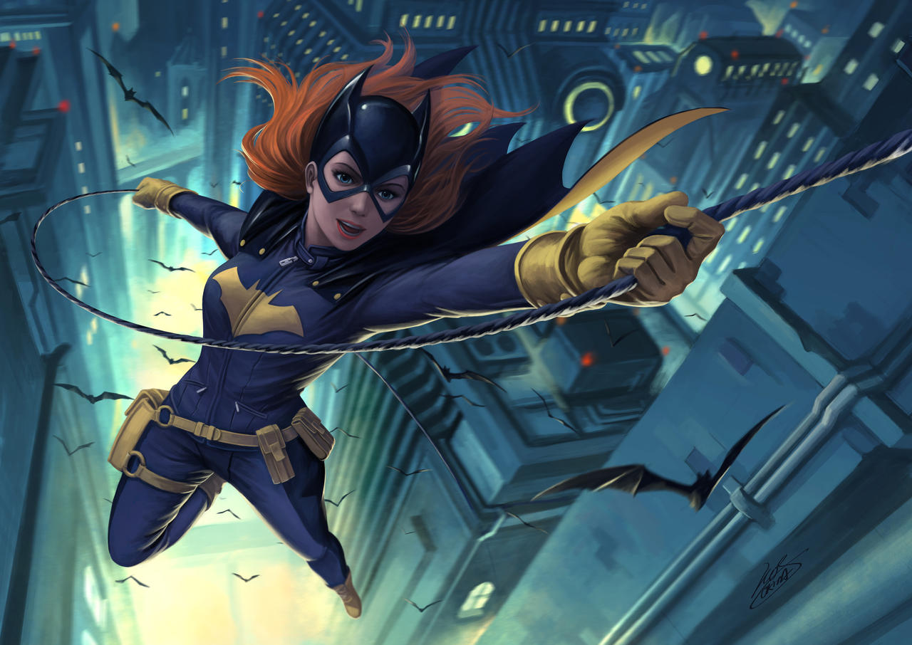 ~Batgirl~ by Luches