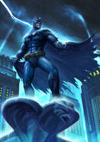 ~The Dark Knight~ by Luches