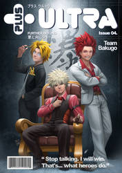 Team Bakugo by Luches
