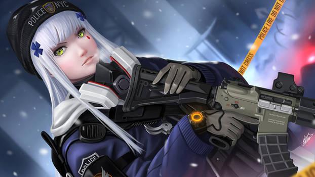 Agent 416