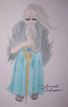 Flame of Recca--Genjuro