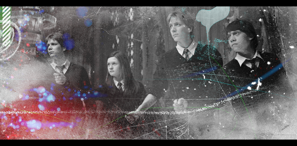 Blend Harry potter by Endoloris