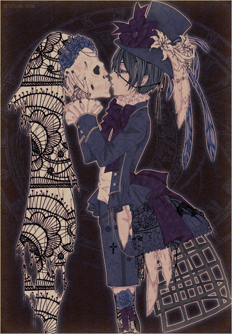 Lord Ciel - Dark by Toshi-Shu