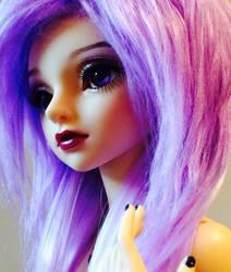 Pretty in Purple by ToriPhoenix