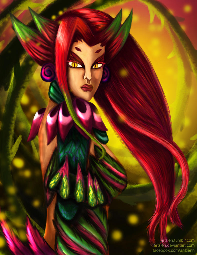 zyra league of - photo #19
