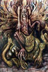 BAPHOMET:MASTER OF THE SABBAT by sawsin